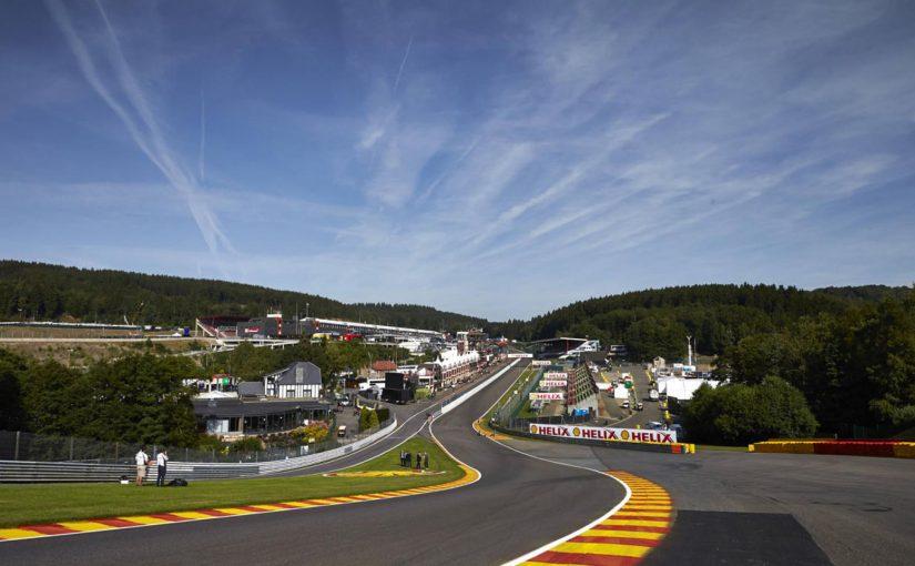 GP3 Series - En route pour Spa-Francorchamps !
