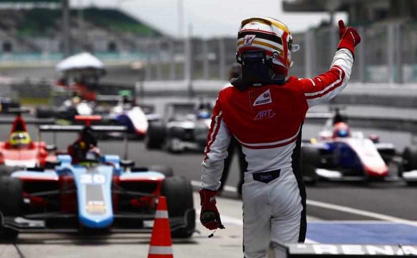 GP3 Series - Sepang : Un pas de plus vers le titre !