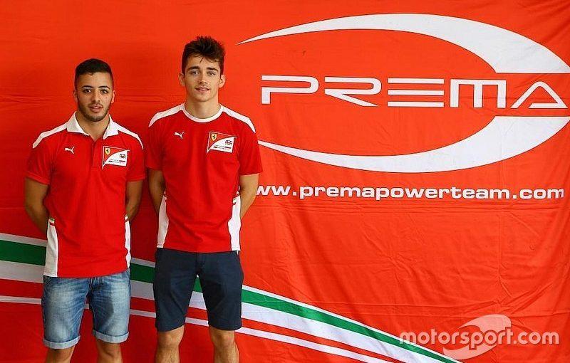 GP2 Series : Officiel, Charles rejoint Prema Racing !