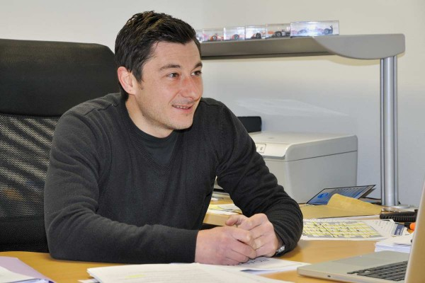 Interview avec Sébastien Philippe !