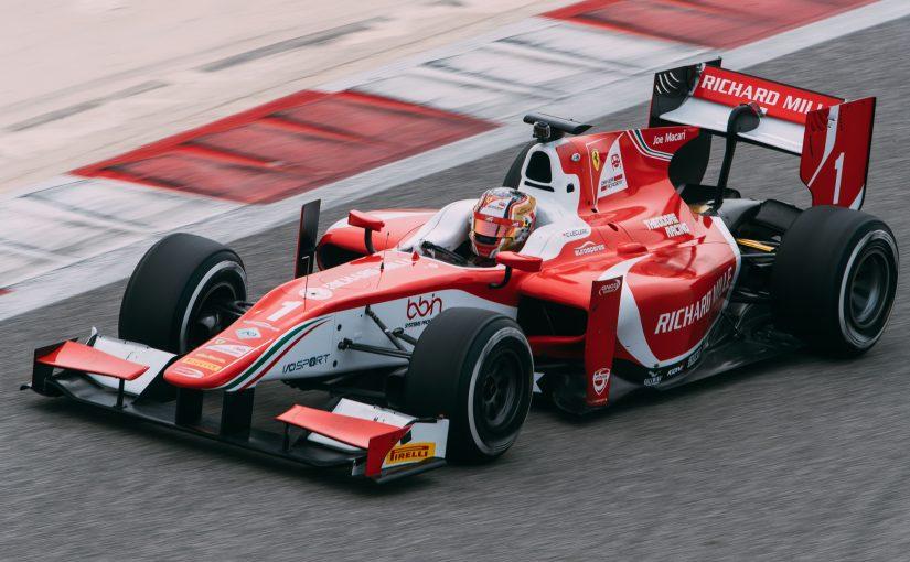 F2 FIA : engagés et calendrier.