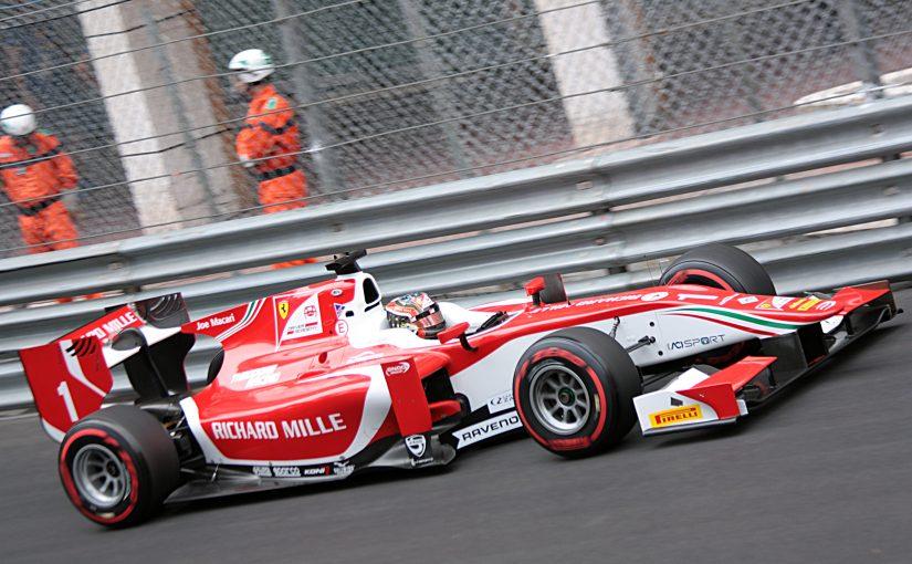 FIA F2 - Monaco : trois poles en trois courses !