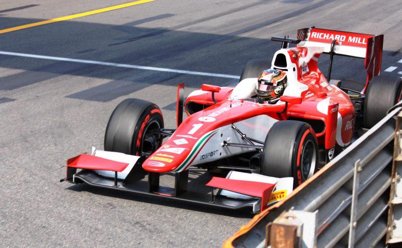 FIA F2 - Monaco - Course 2 : pas de miracle en principauté !