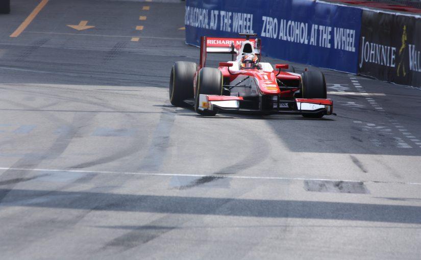 FIA F2 - Monaco - Course 1 : l'immense déception
