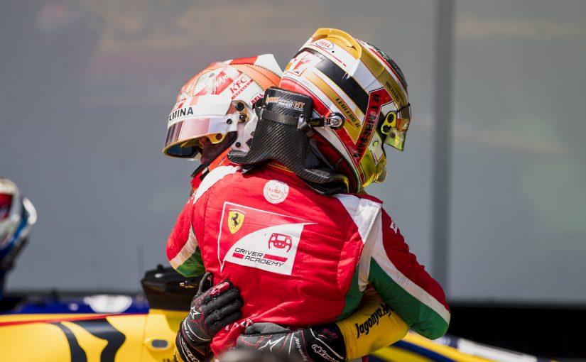 FIA F2 - Baku - Course 2 : Charles ultra impressionnant !
