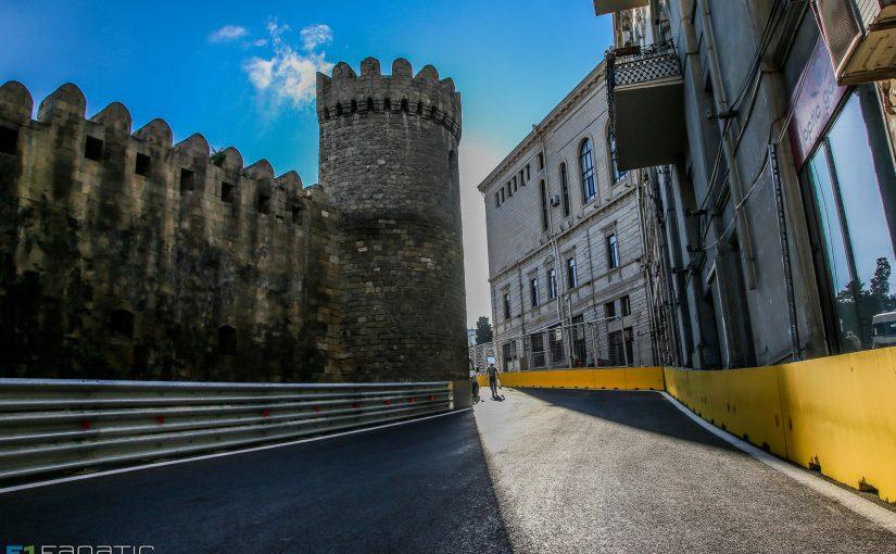FIA F2 - Baku : une grosse pensée pour Hervé !