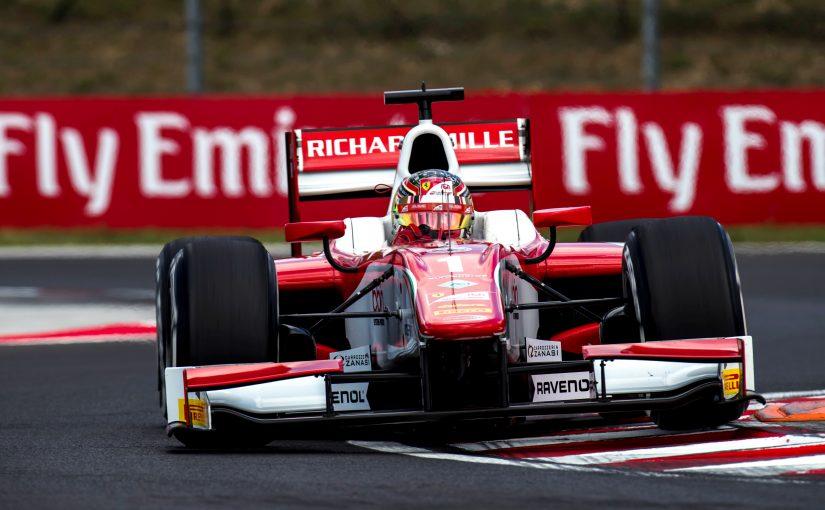 FIA F2 - Hungaroring : Charles disqualifié des qualifications !
