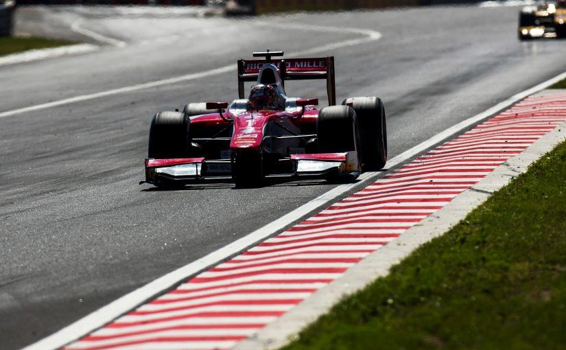 FIA F2 - Hungaroring : 50 points d'avance malgré tout !