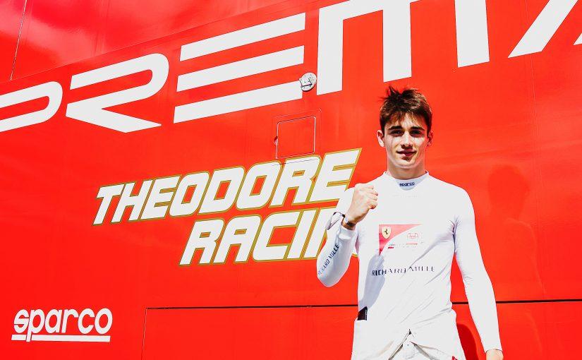 FIA F2 - Silverstone : Charles égale le record de poles en une saison !