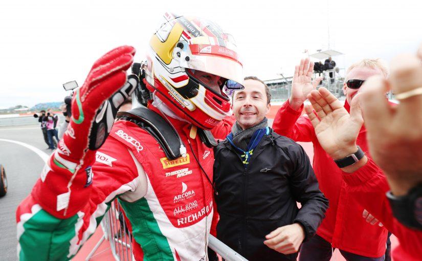 FIA F2 - Silverstone - Course 1 : Personne n'arrête Charles, pas même sa voiture !