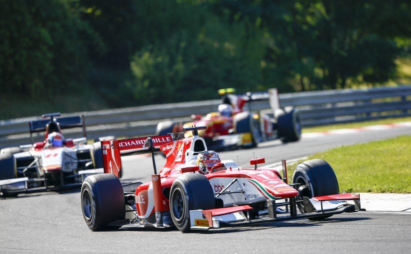 FIA F2 - Hungaroring : très belle remontée de Charles !