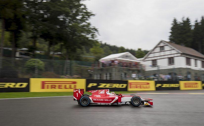 FIA F2 - Spa-Francorchamps : Charles, roi des Ardennes !