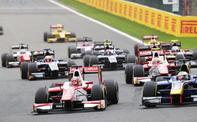 FIA F2 - Spa-Francorchamps : comme sur la PlayStation !