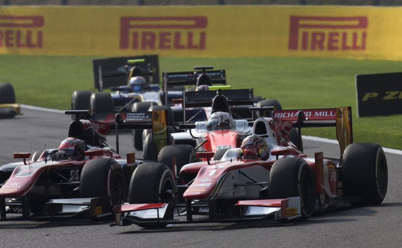 FIA F2 - Spa-Francorchamps : de dix-neuvième à cinquième !