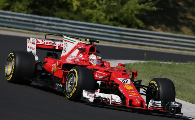 Essais F1 - Hungaroring : Charles devance Räikkönen au chrono !