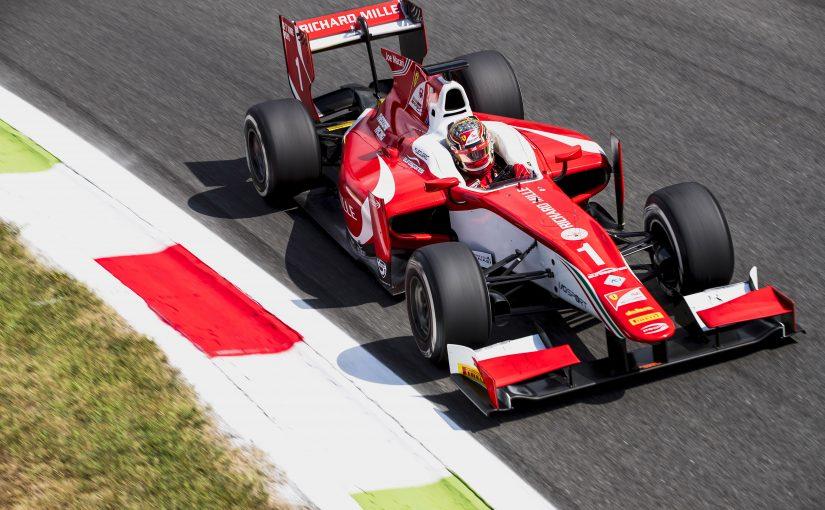 FIA F2 - Monza : fin de série pour Charles !