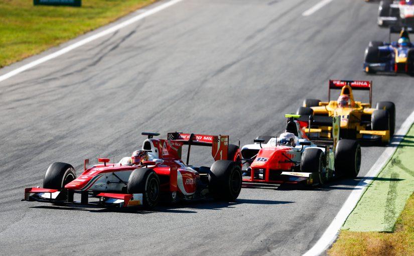 FIA F2 - Monza : un week-end pour rien !