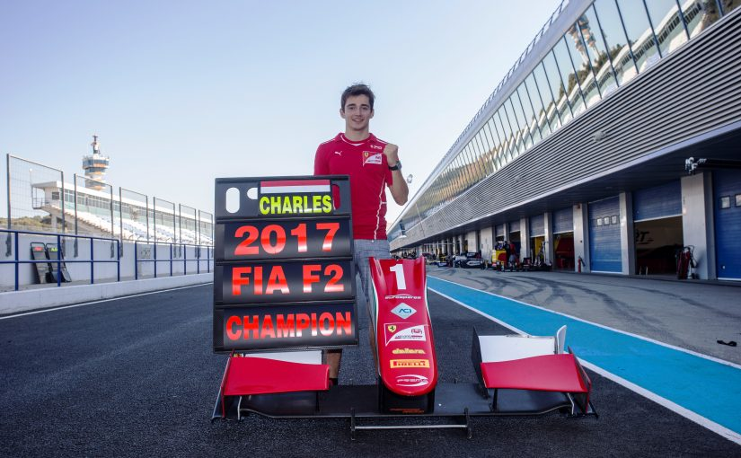 FIA F2 - Jerez : Interview du nouveau Champion !