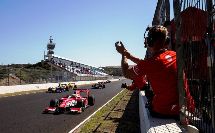 FIA F2 - Jerez : Charles Champion du Monde F2 2017 !