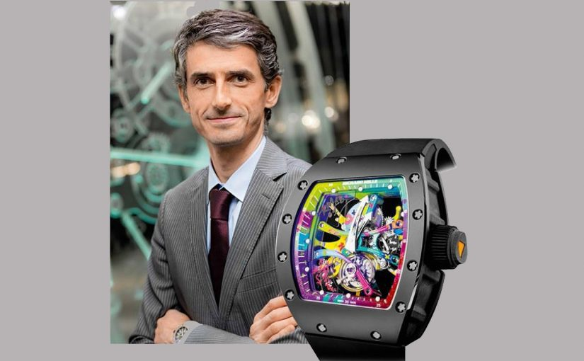 Interview avec Tim Malachard, le directeur marketing de Richard Mille