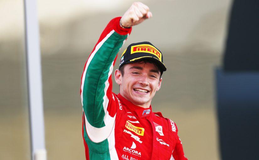 FIA F2 - Abu Dhabi - Course 2 : une course exceptionnelle pour une saison exceptionnelle !