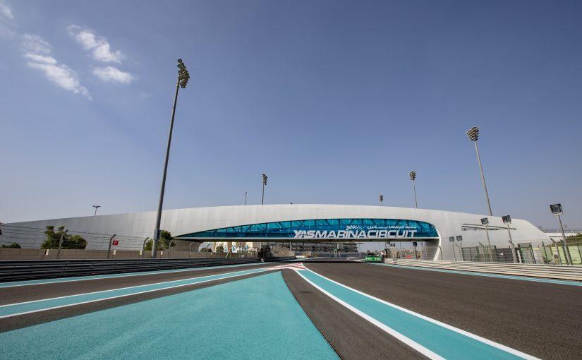 FIA F2 - en route pour la finale d'Abu Dhabi !