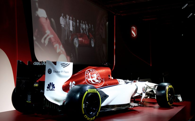 Officiel : Charles signe chez Alfa Romeo Sauber F1 Team !