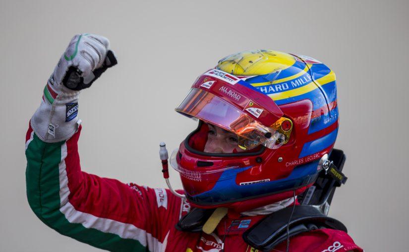 FIA F2 - Rétrospective d'une saison 2017 rondement menée ! (4/4)