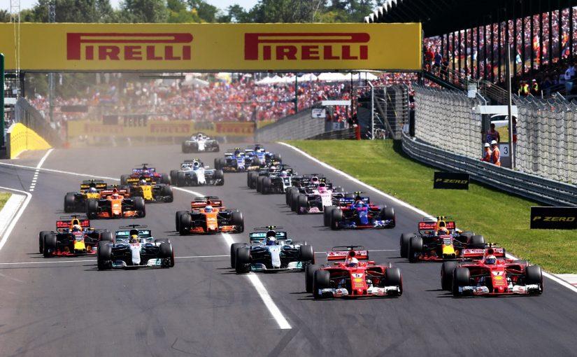 En route pour la réalisation du rêve d'une vie : la Formule 1 !
