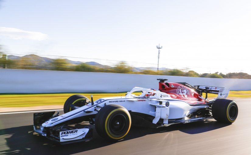 F1 - Essais hivernaux : en route pour Barcelone 1 !