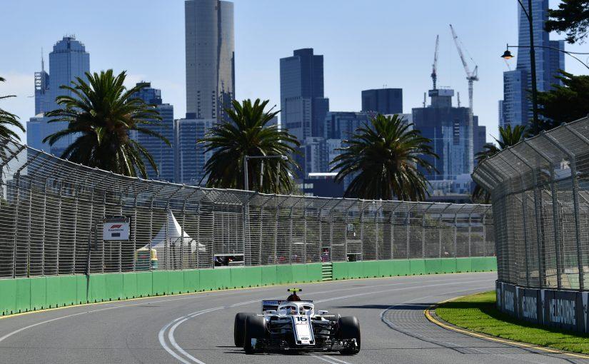 F1 - Melbourne - Charles à un souffle de son équipier et de Q2 !