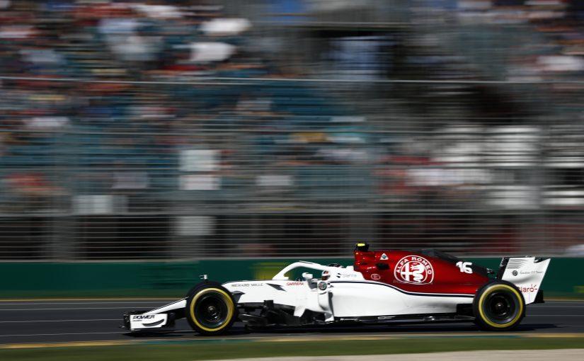 F1 - Melbourne - Vendredi : Charles déjà dans le rythme de son équipier
