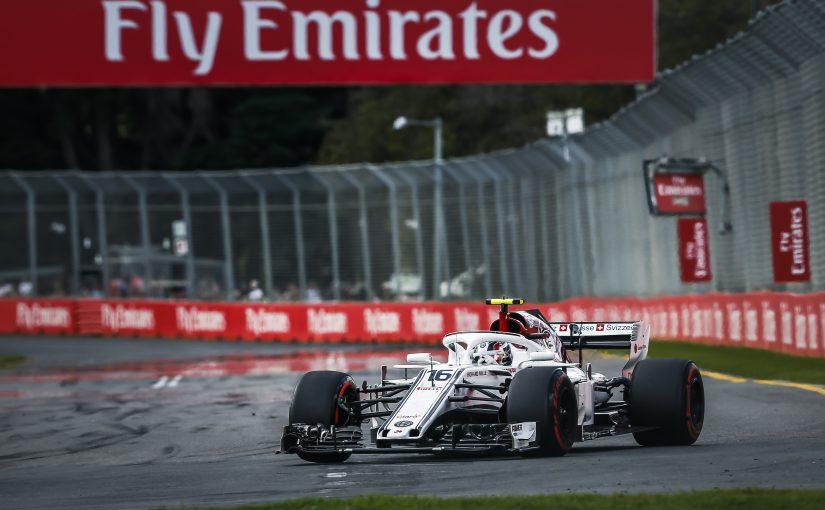 F1 - Melboune : Charles boucle son premier Grand Prix !