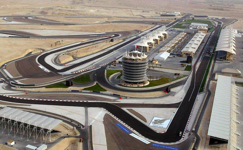 F1 - En route pour Bahreïn !