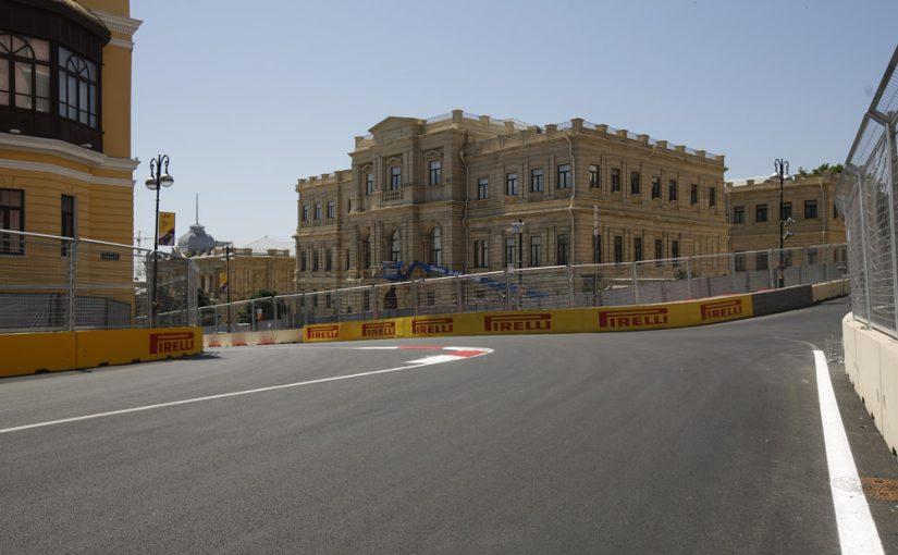 F1 - En route pour Baku !