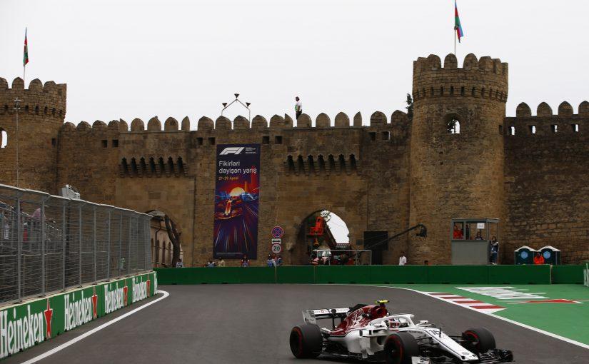 F1 - Baku : Charles passe en Q2 et s'élancera treizième !