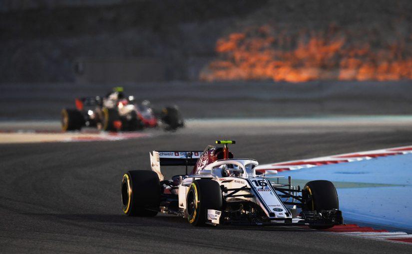 F1 - Bahreïn : Charles démarre du bon pied !
