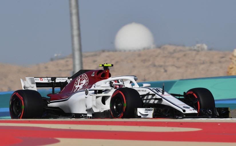 F1 - Bahreïn : Charles très déçu, ne pense qu'à la course.