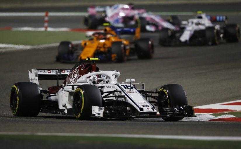 F1 - Bahreïn : une stratégie ratée pour Charles.