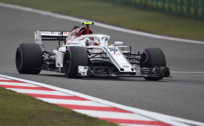 F1 - Shanghai : Charles bat Ericsson en qualifications !