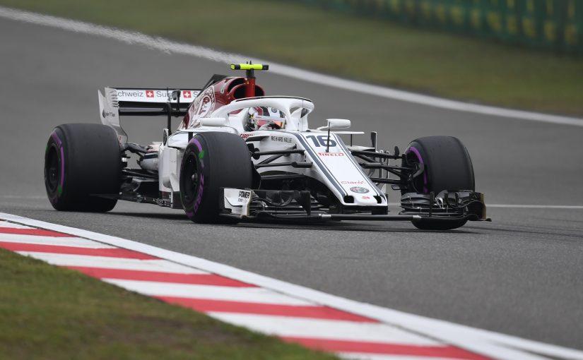 F1 - Shanghai : Charles bat Ericsson en qualifications !