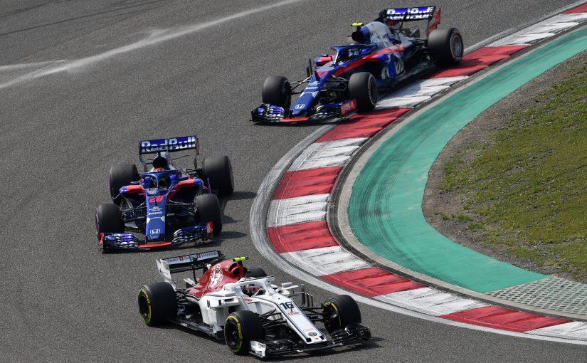 F1 - Shanghai : Une course en demi-teinte pour Charles