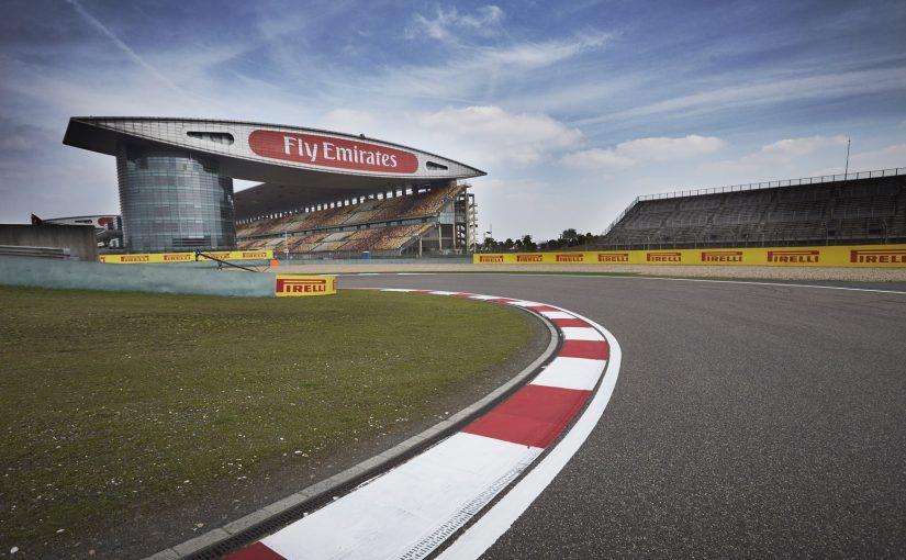 F1 - en route pour Shanghaï !