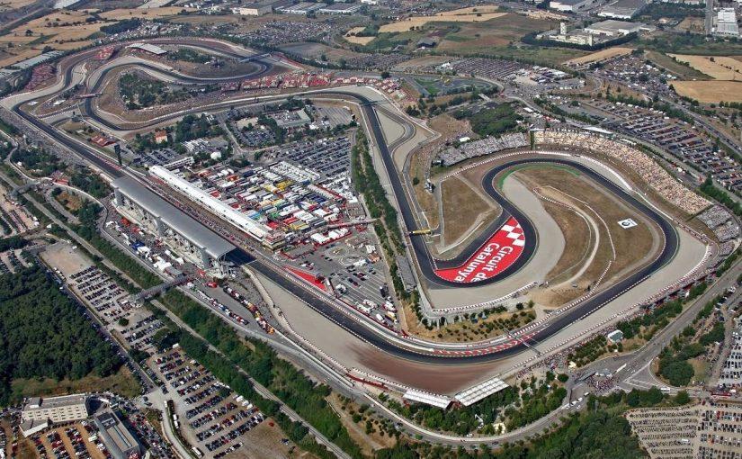 F1 - En route pour Barcelone !