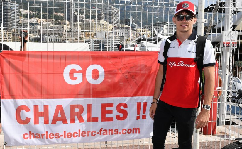 F1 - Monaco : Charles en Q2 pour la troisième fois de suite !