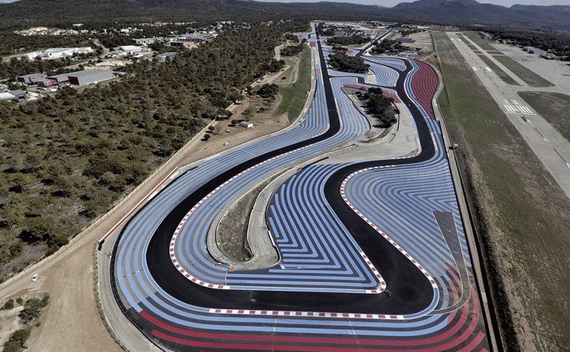 F1 - En route pour le Castellet !