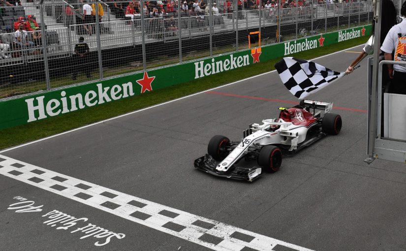F1 - Montréal : encore un point pour Charles !