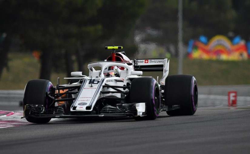 F1 - Castellet : Charles huitième en qualifications !