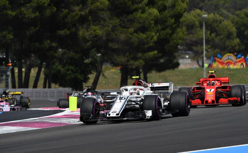 F1 - Castellet : un point pour Hervé !