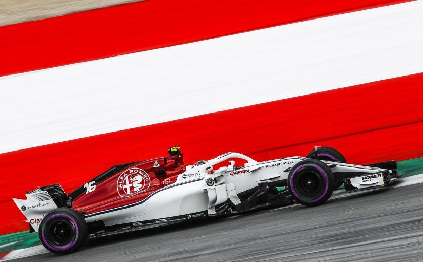 F1 - Red Bull Ring : caprice de la boîte de vitesse !